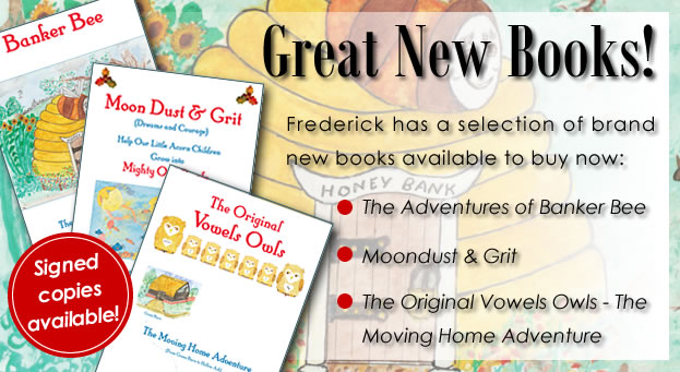 New books available now!!