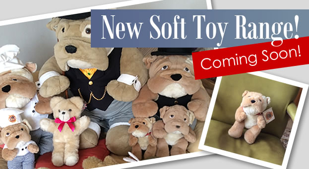 New Soft Toy Range Coming Soon!