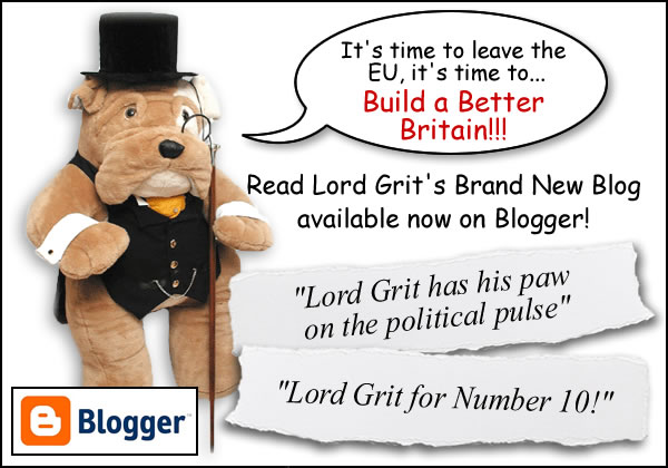 Read Lord Grit's New Blog