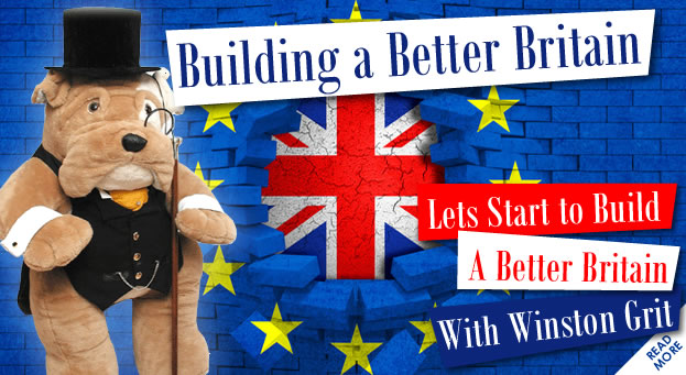 Build a Better Britain!