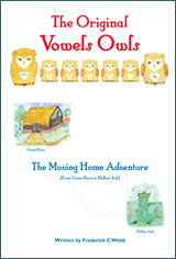 The Original Vowels Owls Moving Home Adventure