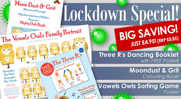 Lockdown Special Offer!