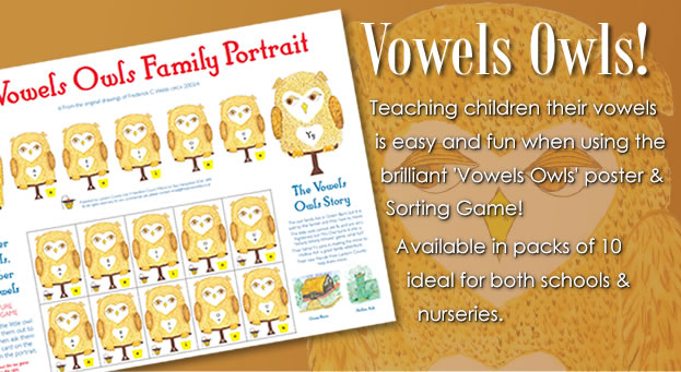 Vowels Owls!